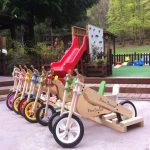 Area Giochi - Bici