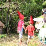 Gnomi al villaggio