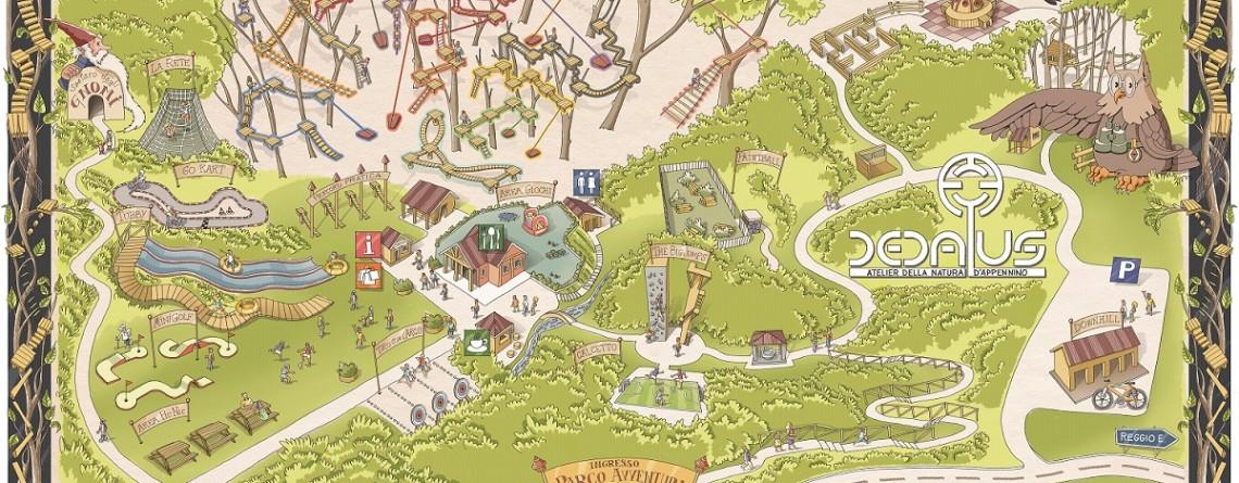 Cerwood:un bosco di emozioni