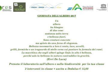 Giornata dell'Albero 2017