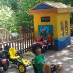 Go Kart, Stazione di Benzina e Autolavaggio, Area Baby