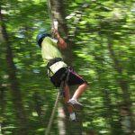 salto di tarzan cerwood